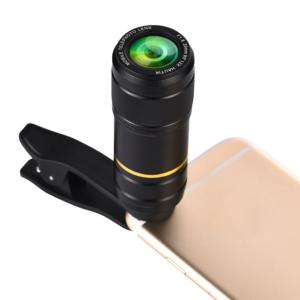 Lens smartphone