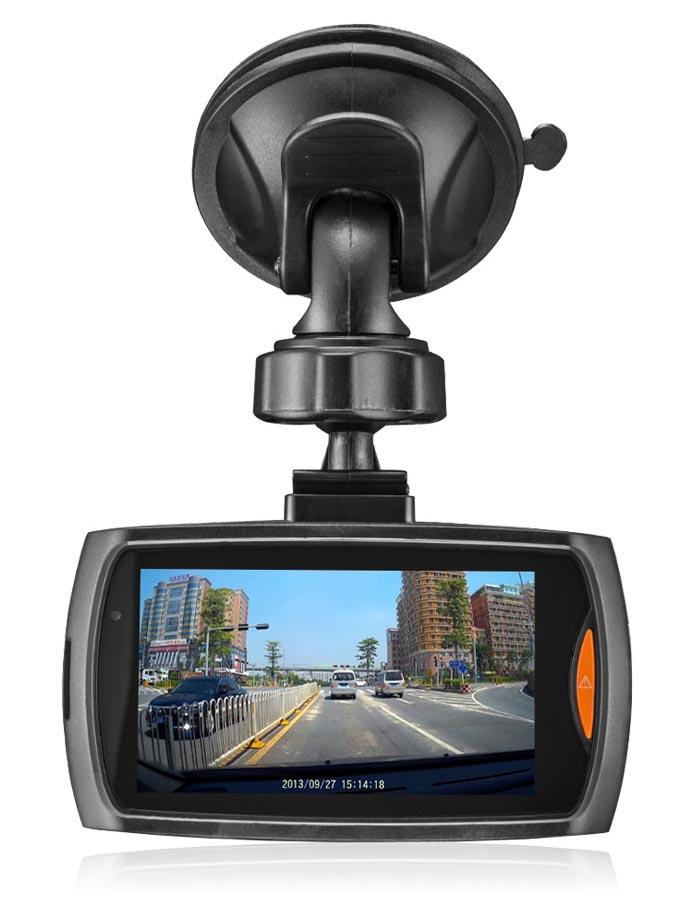 Car driving camera