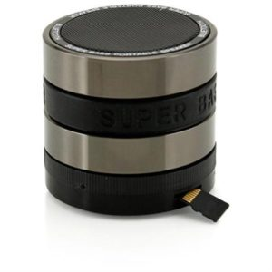 Powerful Bluetooth speaker designed