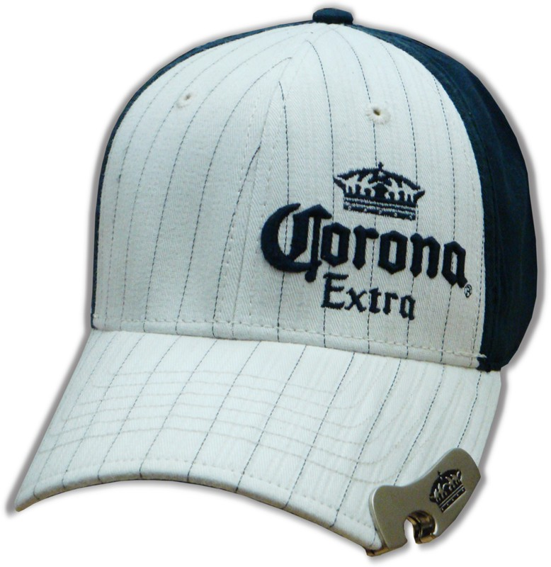 Hat with Bottle Opener