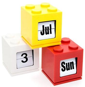Dice Calendar