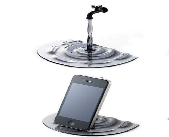 Tap Mobile Stand