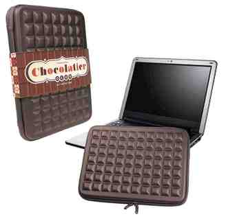 Chocolate tablet portfolio