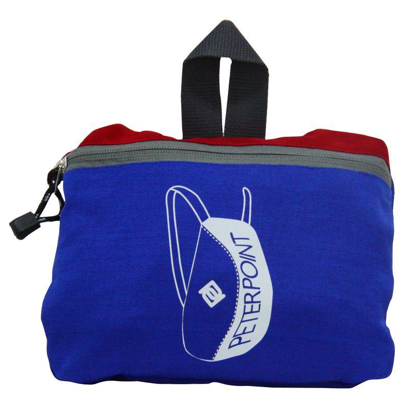 Folding sports bag