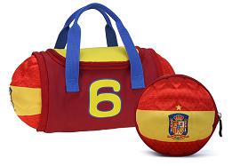 Bag folding sports ball