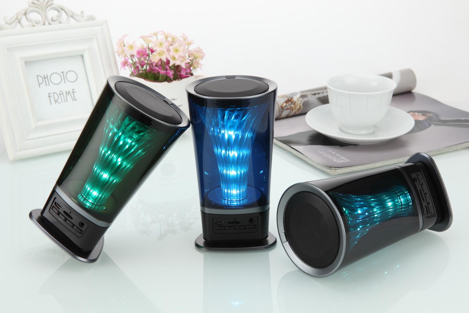 Speaker LED lighting