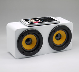 Resonance Speaker