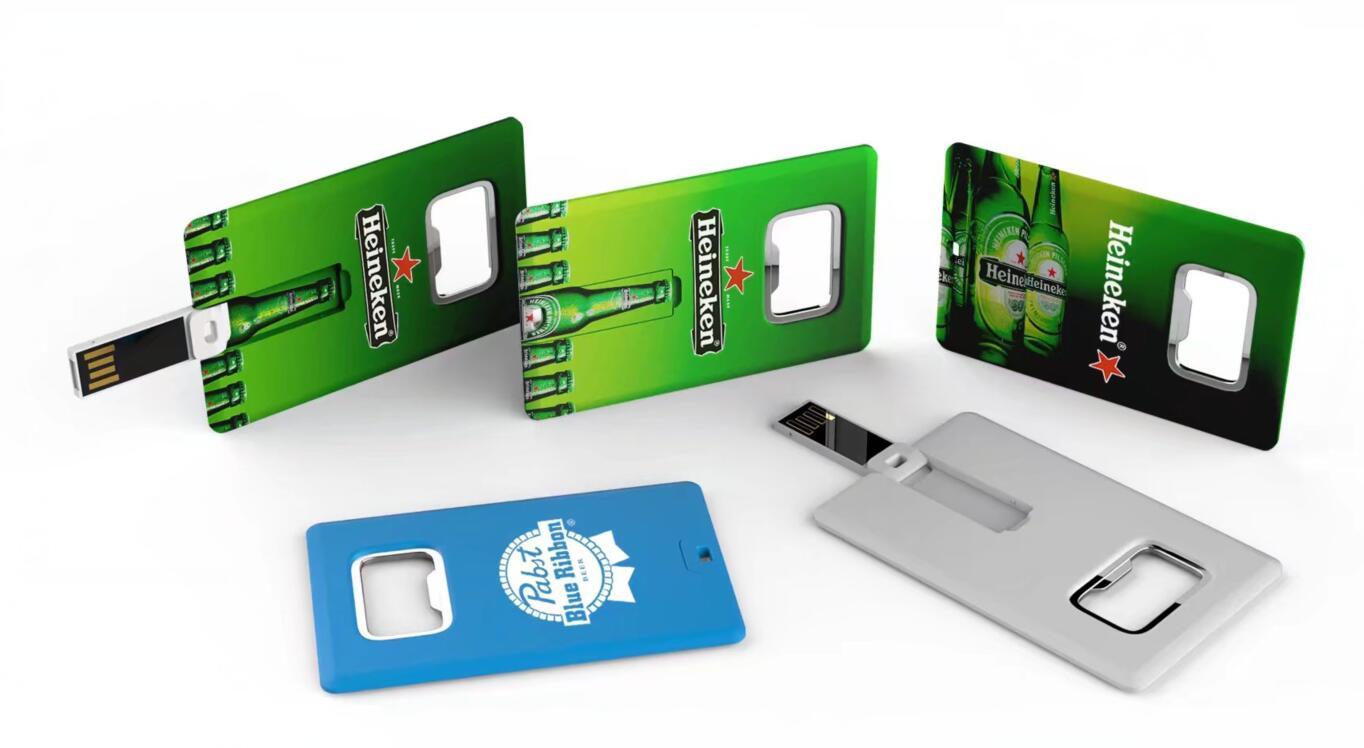USB flash disk opener