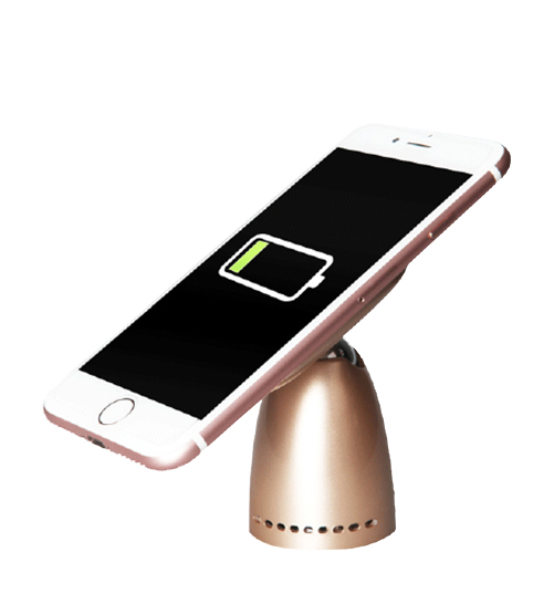 Wireless Charger & Speaker