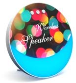 Round speaker Blot's