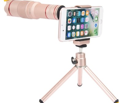 Zoom lenses Terminal for Smartphone