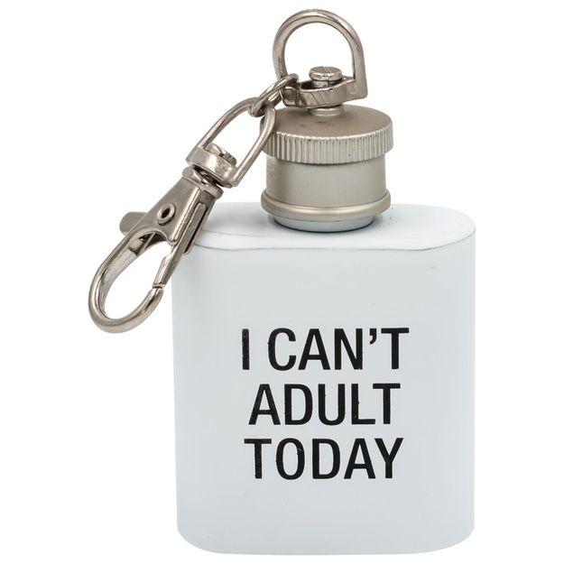Flask Keychain
