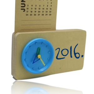 Recycled paper Calendar